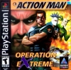 Action Man - Operation Extreme Sony PlayStation cover artwork
