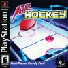 Air Hockey Sony PlayStation cover artwork