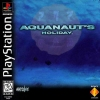Aquanaut's Holiday Sony PlayStation cover artwork