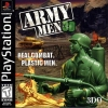 Army Men 3D Sony PlayStation cover artwork