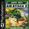 Army Men - Air Attack 2 Sony PlayStation cover artwork