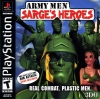 Army Men - Sarge's Heroes Sony PlayStation cover artwork
