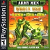 Army Men - World War - Land, Sea, Air Sony PlayStation cover artwork