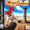 Azure Dreams Sony PlayStation cover artwork