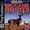 Cabela's Big Game Hunter - Ultimate Challenge Sony PlayStation cover artwork