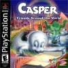 Casper - Friends Around the World Sony PlayStation cover artwork