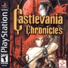 Castlevania Chronicles Sony PlayStation cover artwork