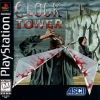Clock Tower Sony PlayStation cover artwork