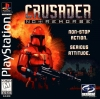 Crusader - No Remorse Sony PlayStation cover artwork