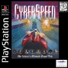 CyberSpeed Sony PlayStation cover artwork