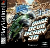 Dare Devil Derby 3D Sony PlayStation cover artwork