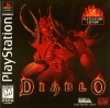 Diablo Sony PlayStation cover artwork