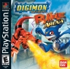 Digimon Rumble Arena Sony PlayStation cover artwork