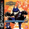 Digimon World 2 Sony PlayStation cover artwork