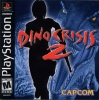Dino Crisis 2 Sony PlayStation cover artwork