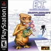 E.T. the Extra-Terrestrial - Interplanetary Mission Sony PlayStation cover artwork