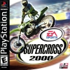 SuperCross 2000 Sony PlayStation cover artwork