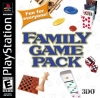 Family Game Pack Sony PlayStation cover artwork