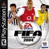 FIFA Soccer 2004 Sony PlayStation cover artwork