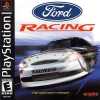 Ford Racing Sony PlayStation cover artwork