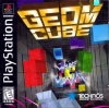Geom Cube Sony PlayStation cover artwork
