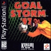 Goal Storm '97 Sony PlayStation cover artwork