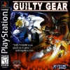 Guilty Gear Sony PlayStation cover artwork