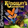 Kingsley's Adventure Sony PlayStation cover artwork