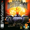 Mass Destruction Sony PlayStation cover artwork