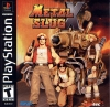 Metal Slug X Sony PlayStation cover artwork