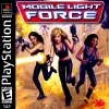 Mobile Light Force - GunBird Sony PlayStation cover artwork