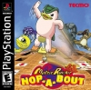 Monster Rancher Hop-A-Bout Sony PlayStation cover artwork