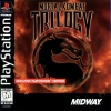 Mortal Kombat Trilogy Sony PlayStation cover artwork