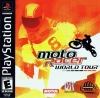 Moto Racer World Tour Sony PlayStation cover artwork