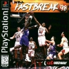 NBA Fastbreak '98 Sony PlayStation cover artwork