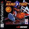 NBA Hangtime Sony PlayStation cover artwork