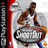 NBA ShootOut 2004 Sony PlayStation cover artwork