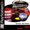 Pro Pinball Sony PlayStation cover artwork