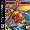 Rescue Copter Sony PlayStation cover artwork