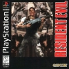 Resident Evil Sony PlayStation cover artwork
