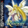 Rhapsody - A Musical Adventure Sony PlayStation cover artwork