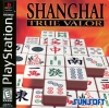 Shanghai - True Valor Sony PlayStation cover artwork