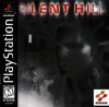 Silent Hill Sony PlayStation cover artwork