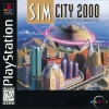 SimCity 2000 Sony PlayStation cover artwork