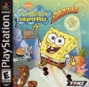 SpongeBob SquarePants - SuperSponge Sony PlayStation cover artwork
