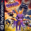 Spyro 3 - Year of the Dragon Sony PlayStation cover artwork