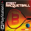 Street Racquetball Sony PlayStation cover artwork