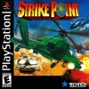 Strike Point Sony PlayStation cover artwork