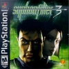Syphon Filter 3 Sony PlayStation cover artwork
