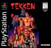 Tekken Sony PlayStation cover artwork
